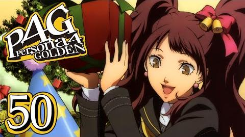 BEST CHRISTMAS EVER - Let's Play - Persona 4 Golden - 50 - Walkthrough Playthrough