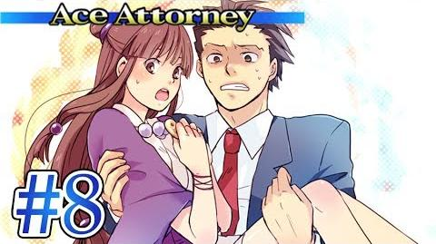 LMAO! ROXORZ!! - Let's Play - Phoenix Wright Ace Attorney - 8