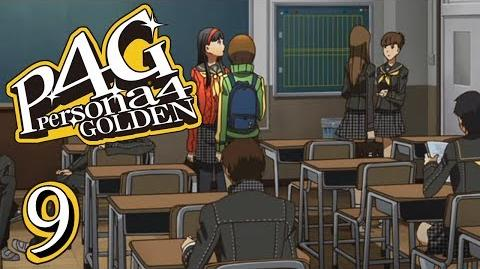 MIDTERM EXAMS - Let's Play - Persona 4 Golden - 9 - Walkthrough Playthrough