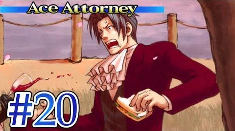 EDGEWORTH GETS OWNED - Let's Play - Phoenix Wright Ace Attorney - 20