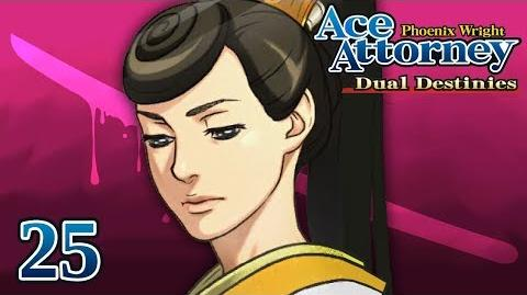 SEVEN YEARS AGO - Let's Play - Phoenix Wright Ace Attorney Dual Destinies - 25 - Playthrough
