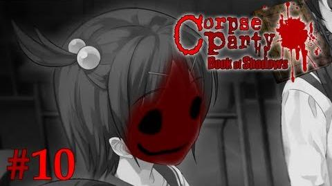 MOST DISTURBING DEATH EVER - Let's Cry - Corpse Party Book of Shadows - 10