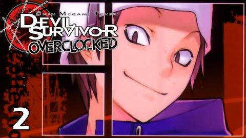 COUNTING DOWN - Let's Play - Devil Survivor Overclocked - 2 - Walkthrough Playthrough