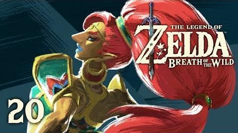 THUNDERSTRUCK - Let's Play - The Legend of Zelda Breath of the Wild - 20 - Walkthrough Playthrough