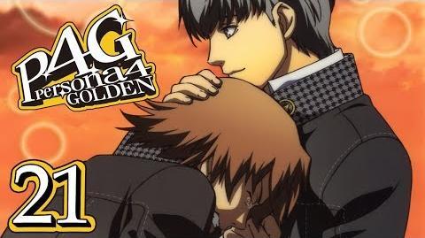 BRO MOMENT - Let's Play - Persona 4 Golden - 21 - Walkthrough Playthrough