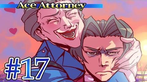 EDGEY'S BACK, BABY! - Let's Play - Phoenix Wright Ace Attorney - 17