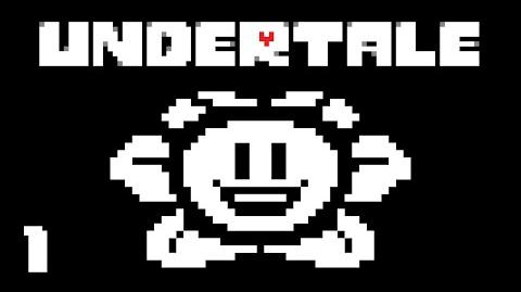 MAKE LOVE, NOT WAR - Let's Play - Undertale - 1 - Walkthrough Playthrough