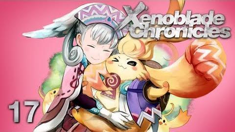 RIKI CUDDLES - Let's Play - Xenoblade Chronicles - 17 - Walkthrough Playthrough