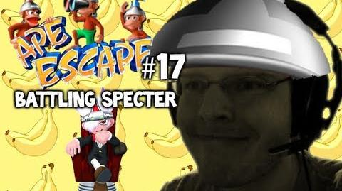 BATTLING SPECTER - Let's Play - Ape Escape - 17