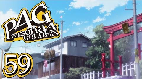 FAREWELL, INABA - Let's Play - Persona 4 Golden - 59 - Walkthrough Playthrough