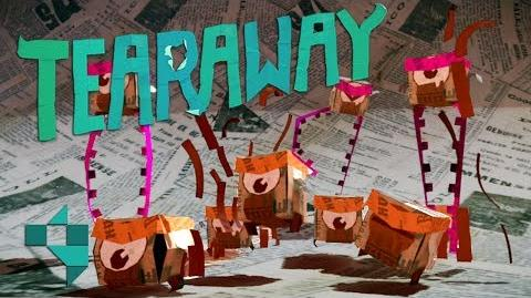 THE HEART OF THE SCRAPS - Let's Play - Tearaway - 9
