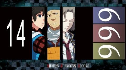 BACON AND EGGS! - Let's Cry - 999 Nine Hours, Nine Persons, Nine Doors - 14