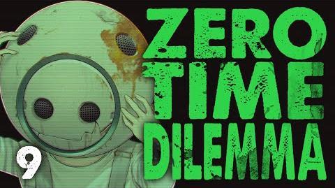 RULE VIOLATION - Let's Play - Zero Escape Zero Time Dilemma - 9 - Walkthrough Playthrough