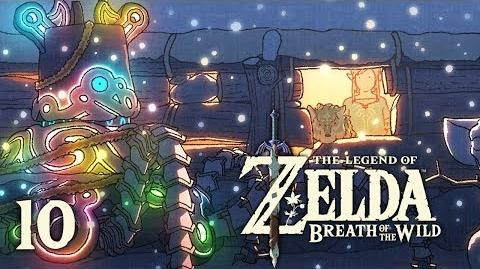 COZY COTTAGE - Let's Play - The Legend of Zelda Breath of the Wild - 10 - Walkthrough Playthrough