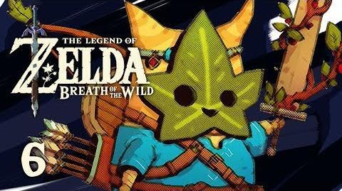 KOROK TRIALS - Let's Play - The Legend of Zelda Breath of the Wild - 6 - Walkthrough Playthrough