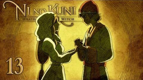 FROG PRINCE - Let's Play - Ni no Kuni Wrath of the White Witch - 13 - Walkthrough Playthrough