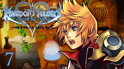 TINY WORLD - Let's Play - Kingdom Hearts Birth by Sleep Final Mix HD - 7 - Playthrough