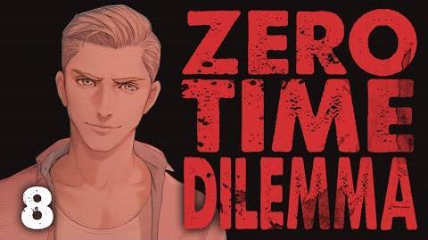 ROLL OF THE DICE - Let's Play - Zero Escape Zero Time Dilemma - 8 - Walkthrough Playthrough
