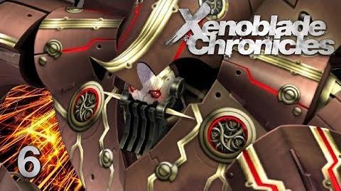 I'LL EAT EM' ALL! - Let's Play - Xenoblade Chronicles - 6 - Walkthrough Playthrough