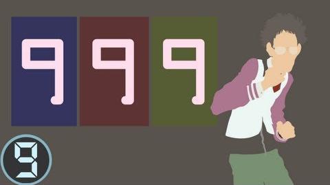 CHEMISTRY GETS YOU DRUNK! - Let's Cry - 999 Nine Hours, Nine Persons, Nine Doors - 9