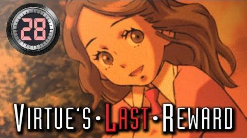 """""""I AM ZERO"""" - Let's Play - Zero Escape Virtue's Last Reward - 28"""