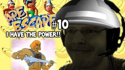 Let's Play - Ape Escape - 10 - I HAVE THE POWER!!