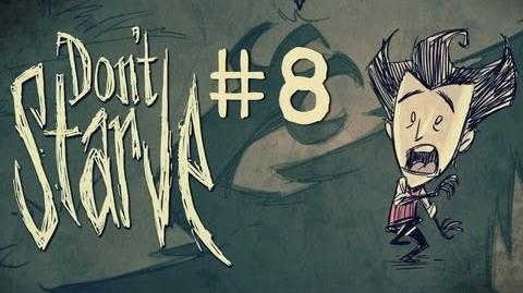 NICO VS TURKEY THE FINAL BOUT - Let's Play - Don't Starve - 8