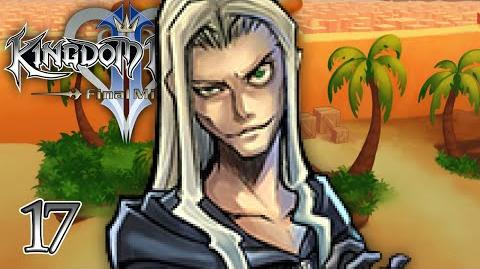 A STRONG HEART - Let's Play - Kingdom Hearts 2 Final Mix HD - 17 - Walkthrough Playthrough