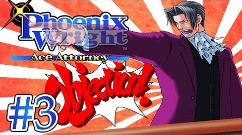 BRING IT ON, EDGEWORTH! - Let's Play - Phoenix Wright Ace Attorney - 3