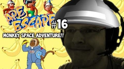 MONKEY SPACE ADVENTURE! - Let's Play - Ape Escape - 16