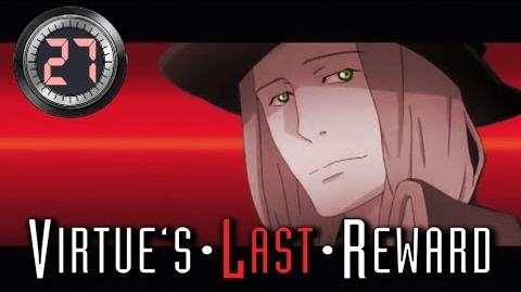 THE FACE OF EVIL - Let's Play - Zero Escape Virtue's Last Reward - 27