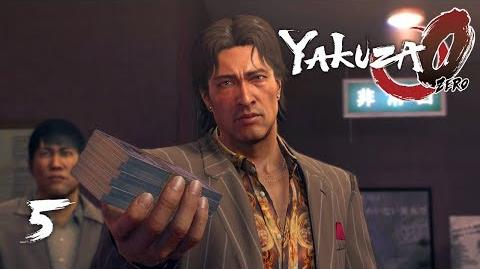 QUESTIONABLE INTENTIONS - Let's Play - Yakuza - 5 - Walkthrough Playthrough