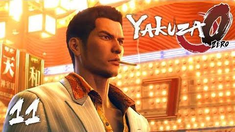 THE CIVILIAN - Let's Play - Yakuza - 11 - Walkthrough Playthrough
