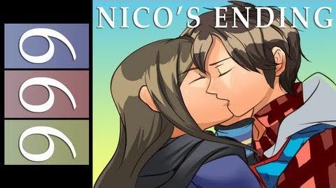 NICO'S ENDING - Let's Cry - 999 Nine Hours, Nine Persons, Nine Doors - Bonus Ending