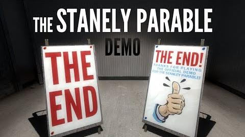 GAMECEPTION - Let's Play - The Stanley Parable Demonstration