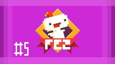 DEMOLITION TIME! - Let's Play - Fez - 5