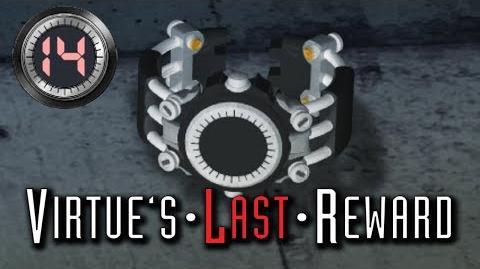 MEMENTO MORI - Let's Play - Zero Escape Virtue's Last Reward - 14