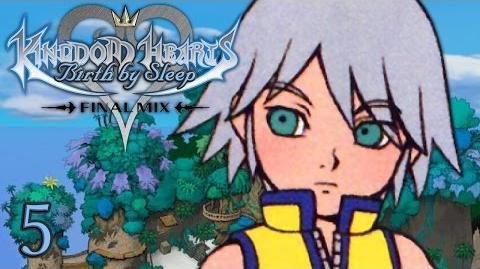 THE INHERITOR - Let's Play - Kingdom Hearts Birth by Sleep Final Mix HD - 5 - Playthrough