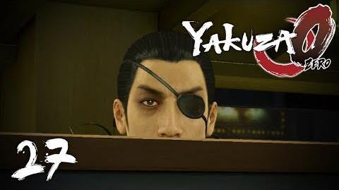 DADDY MAJIMA - Let's Play - Yakuza - 27 - Walkthrough Playthrough