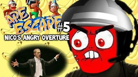 Let's Play - Ape Escape - 5 - NICO'S ANGRY OVERTURE