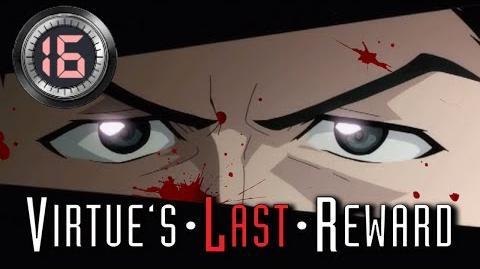 WTF IS HAPPENING?! - Let's Play - Zero Escape Virtue's Last Reward - 16