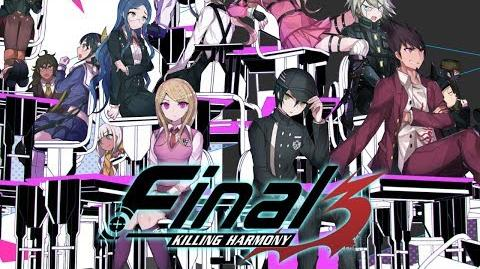 THE END OF AN ERA - Let's Play - Danganronpa V3 Killing Harmony (DRV3) - 63 - Bonus Mode Ending