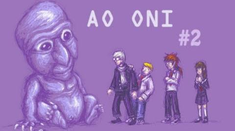 HE STEALS YOUR HAIR!! - Let's Cry - Ao Oni - 2