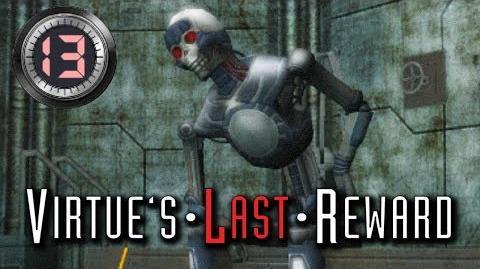 ROBO UNDERWEAR - Let's Play - Zero Escape Virtue's Last Reward - 13