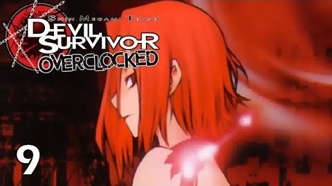 ANGELS AND DEMONS - Let's Play - Devil Survivor Overclocked - 9 - Walkthrough Playthrough