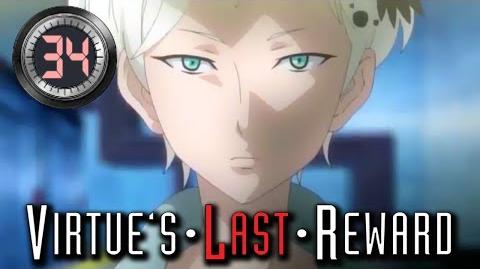 TIME JUMPING - Let's Play - Zero Escape Virtue's Last Reward - 34