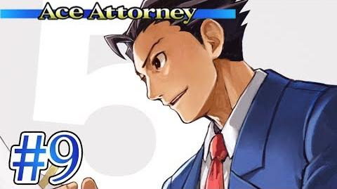 A SHOCKING TWIST! - Let's Play - Phoenix Wright Ace Attorney - 9