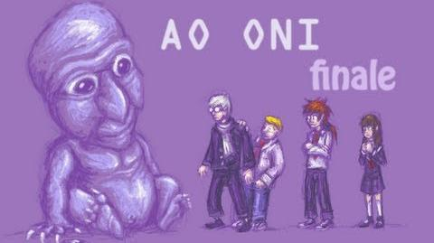 CRAZY FINALE - Let's Cry - Ao Oni - 4