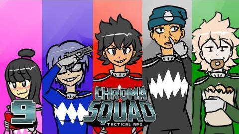 METAL HERO - Let's Play - Chroma Squad - 9 - Walkthrough Playthrough