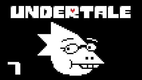 ROBOTS, BROS, AND SPIDERS - Let's Play - Undertale - 7 - Walkthrough Playthrough